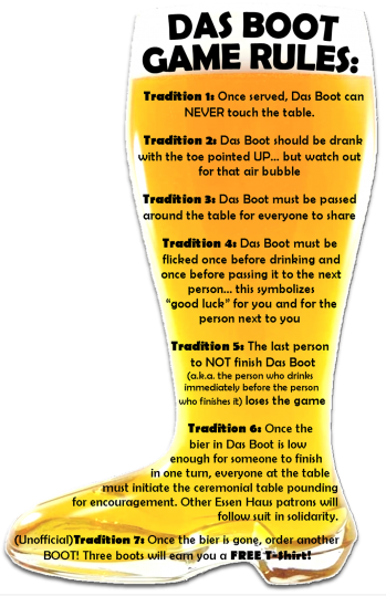 Das Boot Game Rules