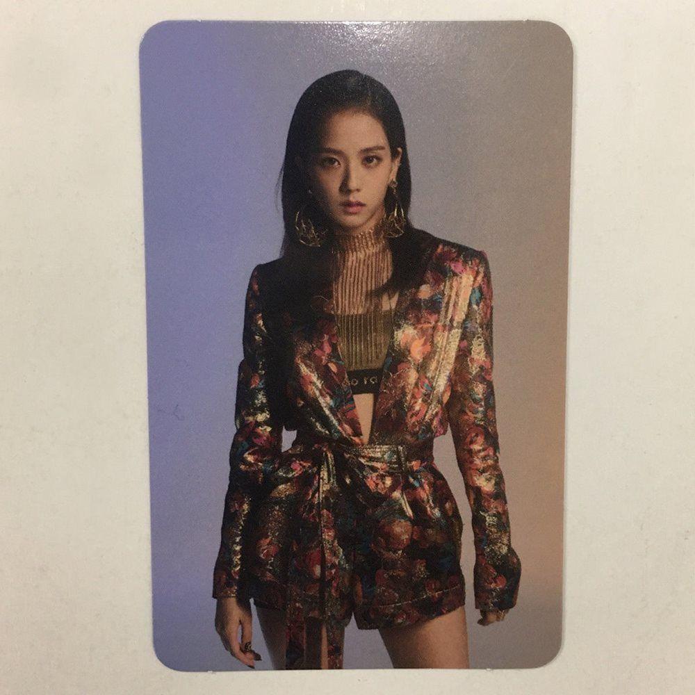 Pin En Blackpink Square Up Photocards