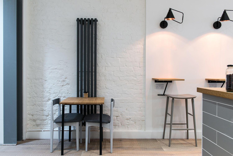 Inspiring interior design kin cafe london http blog for Interior designers central london