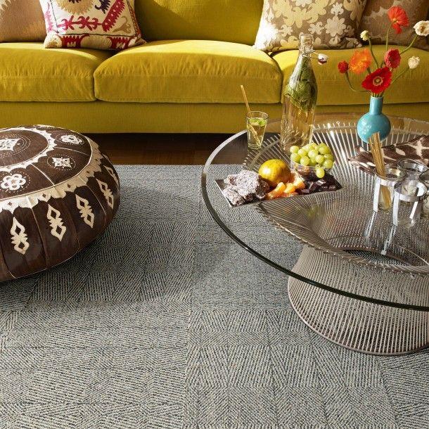 Tweed Indeed Patterned Carpet Carpet Tiles Blue Carpet Bedroom