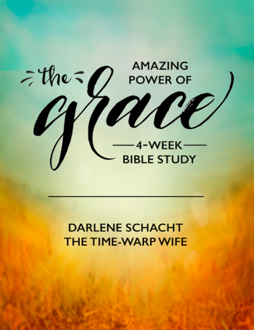 bible study on grace pdf