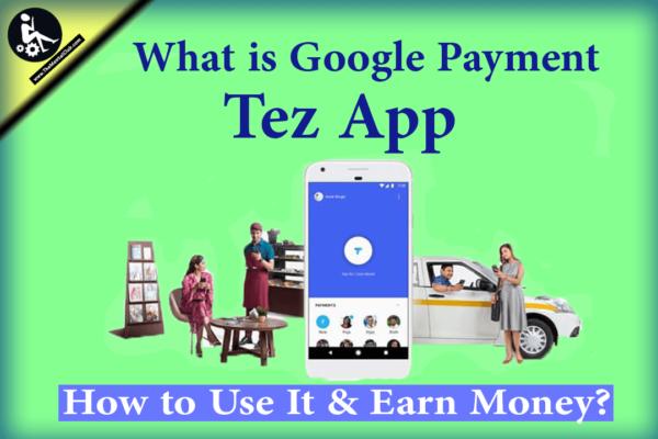 What is Google Payment Tez App Hi Guys! Its Bittu again