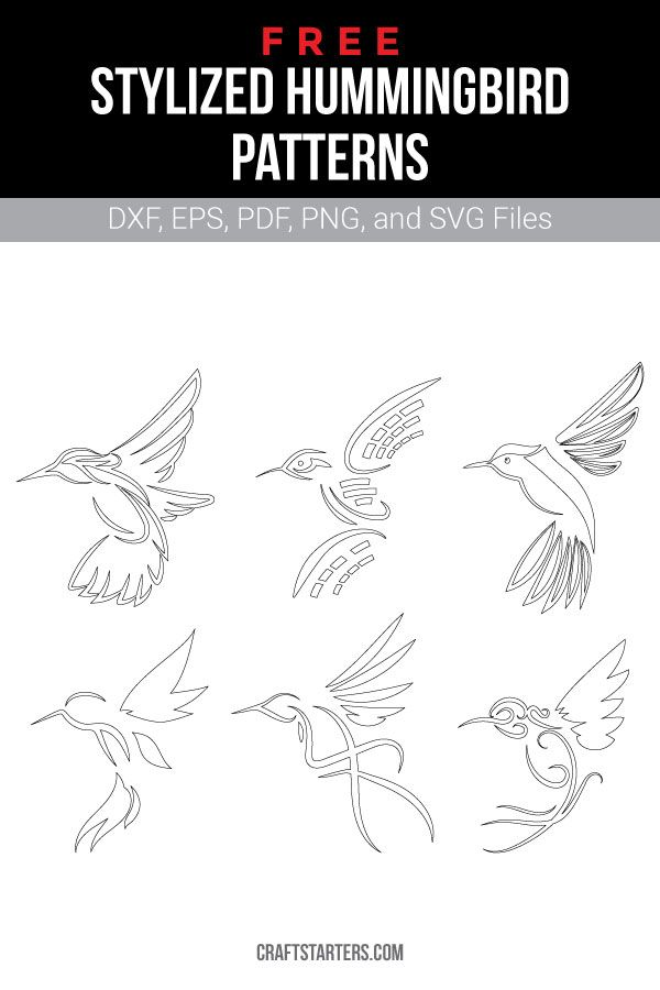 Pin on Patterns - Outlines of Animals, Objects, and More