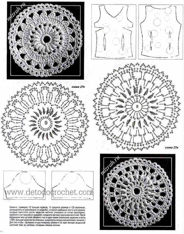 Todo crochet | CROCHET Y PUNTO | Pinterest | Cómo tejer, Chaquetas y ...