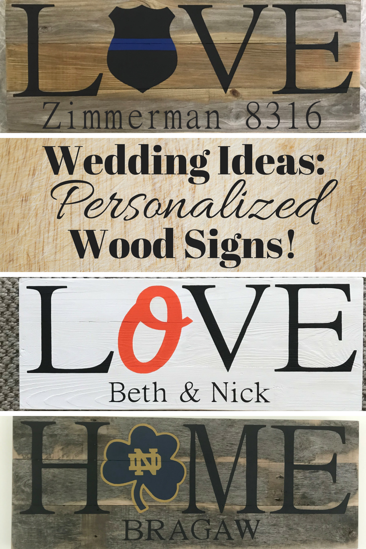 These 100 Customizable Signs Are The Perfect Off The Registry