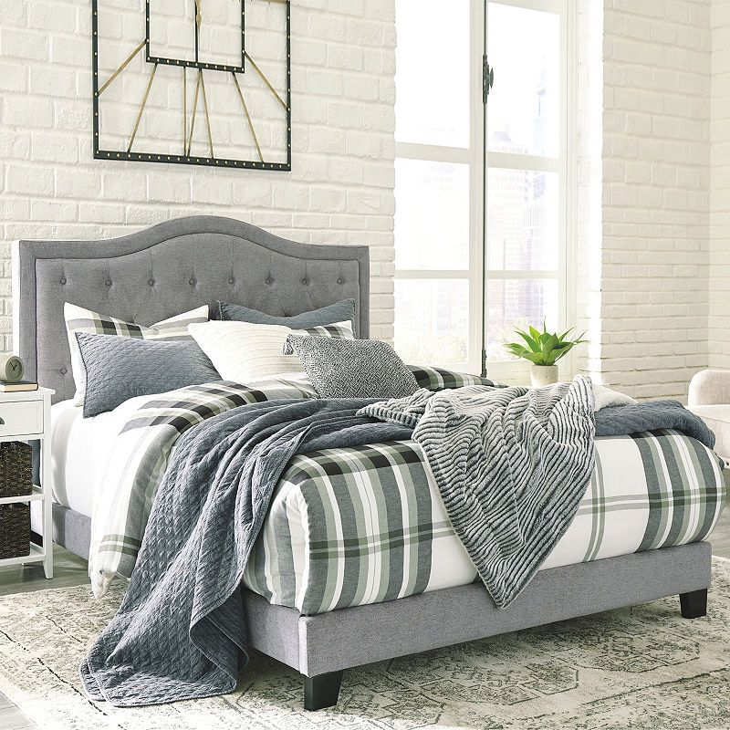 Signature Design by Ashley Jerary Upholstered Bed