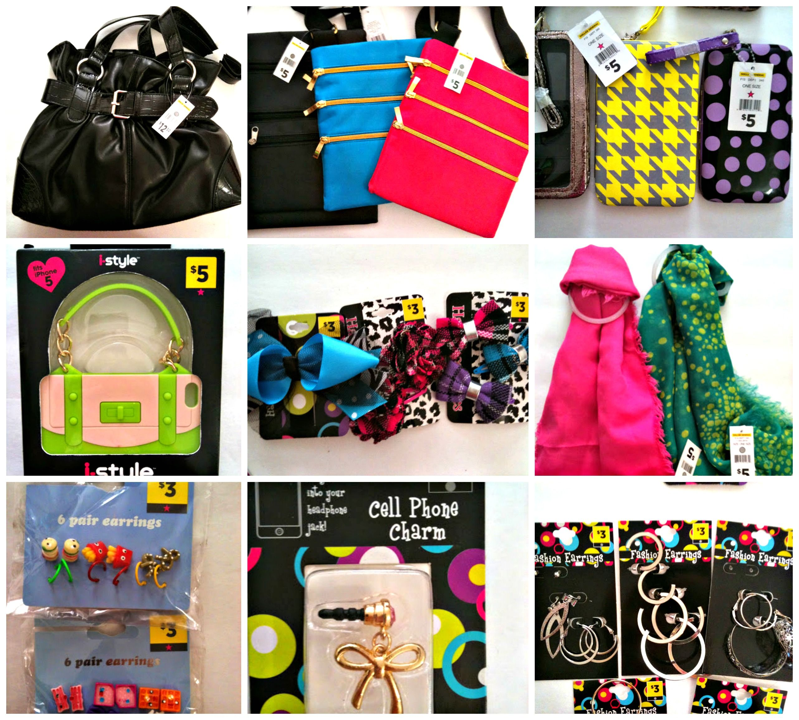 c011cc92ed5a Dollar General is having an accessories clearance! .25 cents each on  jewelry