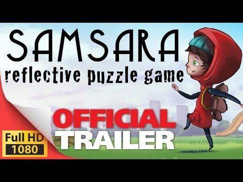 new puzzle game samsara release trailer https www youtube com
