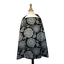 The Peanut Shell Nursing Cover in Tea Time