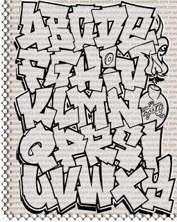 La Mariano Fragueiro Graffitis Abecedario Y Tag Graffiti