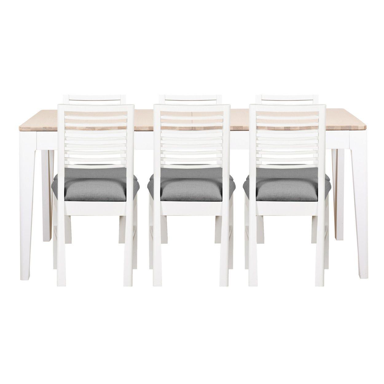 Park Art My WordPress Blog_White Washed Oak Dining Chairs