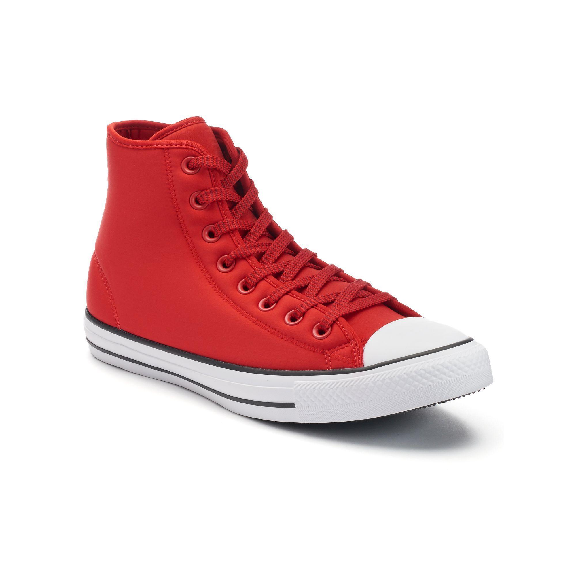 Men s Converse Chuck Taylor All Star Neoprene High-Top Sneakers ... 9d4629017
