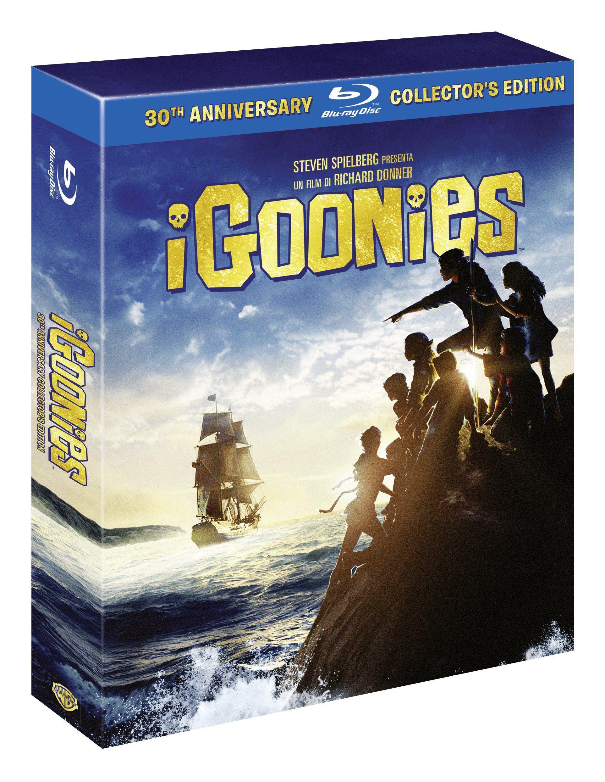 I Goonies 30° Anniversario Goonies, Anniversario