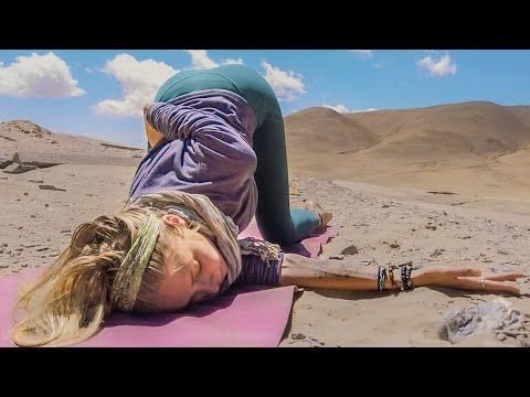 yin yoga for upper body  release all your stress in 20