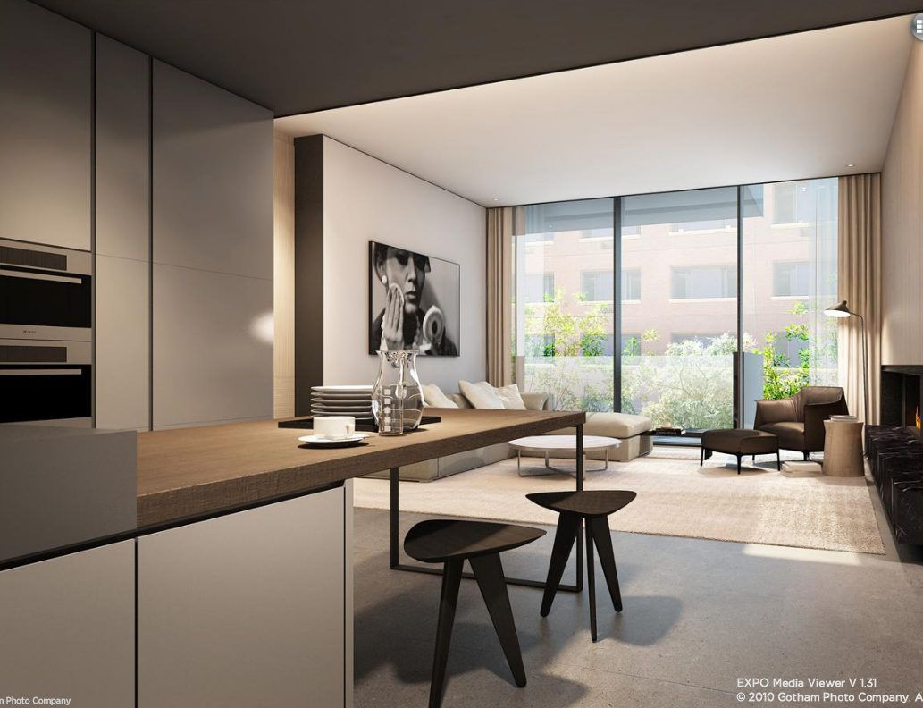 After More Than A Year Of Hype And Sneak Peeks At Their Luxe Private Pools The First Soori High Line Condos Are Officially On Market