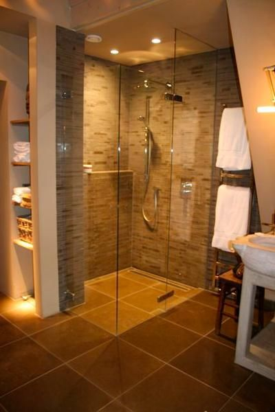 warme kleuren in badkamer   Interieur - binnen   Pinterest ...