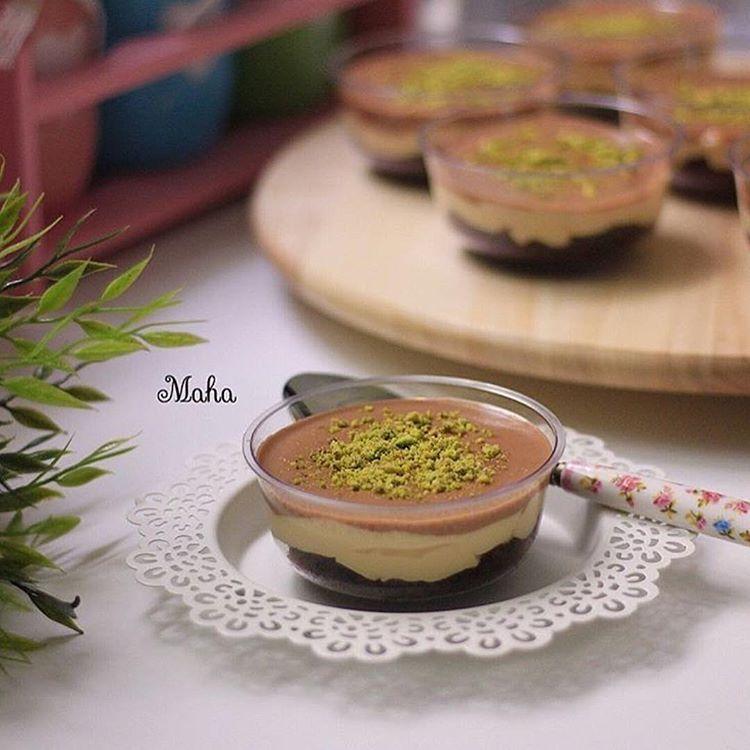 حلى كاسات Food Desserts Pudding