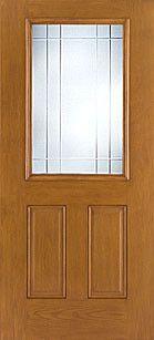 Therma-Tru Fiber-Classic Oak Collection FC68 from waybuild