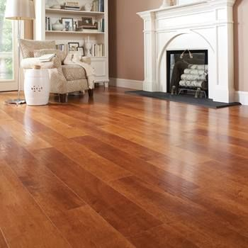 RL06 Seneca Cherry Den Flooring - Art Select Karndean floors