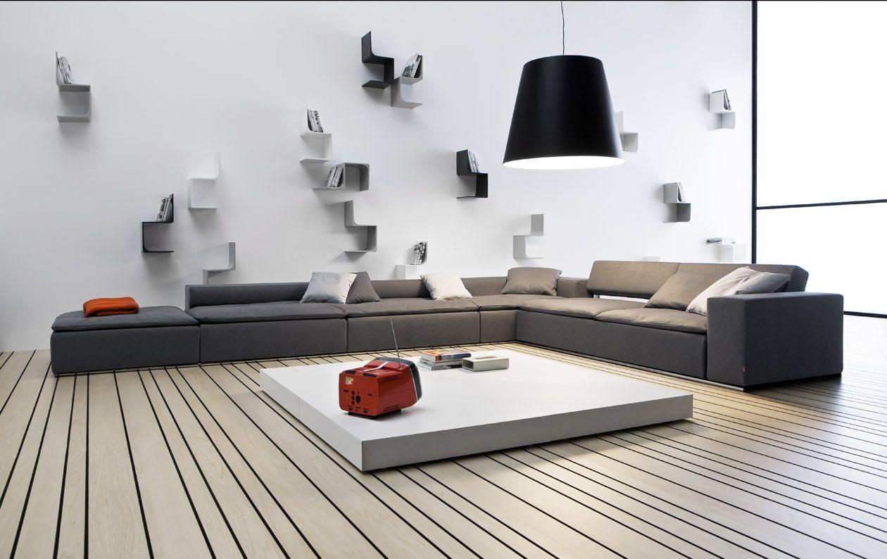 Salas y muebles italianos con estilo para decorar su hogar y oficina ...