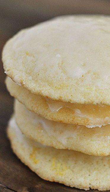 Lemony Gourmet Buttermilk Cookies Mel S Kitchen Cafe Recipe Buttermilk Cookies Gourmet Cookies Buttermilk Recipes