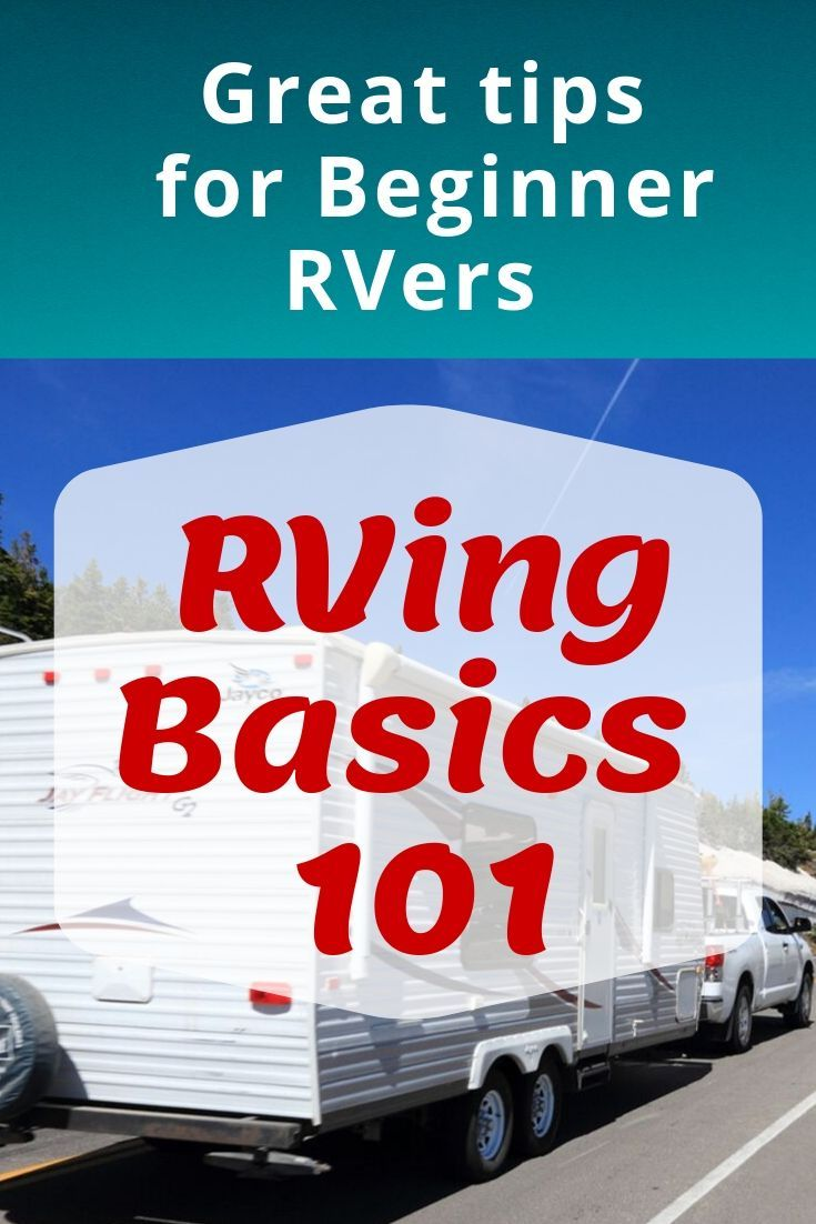 A Guide for Beginner RVers and Campers