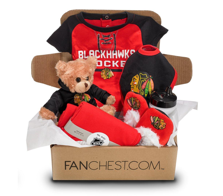 new arrivals a2d0c b502a Chicago Blackhawks Baby FANCHEST - Boy - 3 Months | Chicago ...