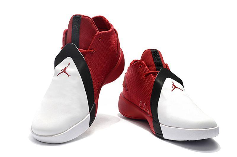af246527630 Jordan Ultra Fly 3 Gym Red White-Black Basketball Shoes AR0044-601-3 ...