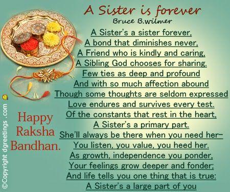 raksha bandhan essay in english A short essay on raksha bandhan introduction: raksha bandhan (also rakhi  purnima,  raksha bandhan messages wishes for brother sister in hindi  english.