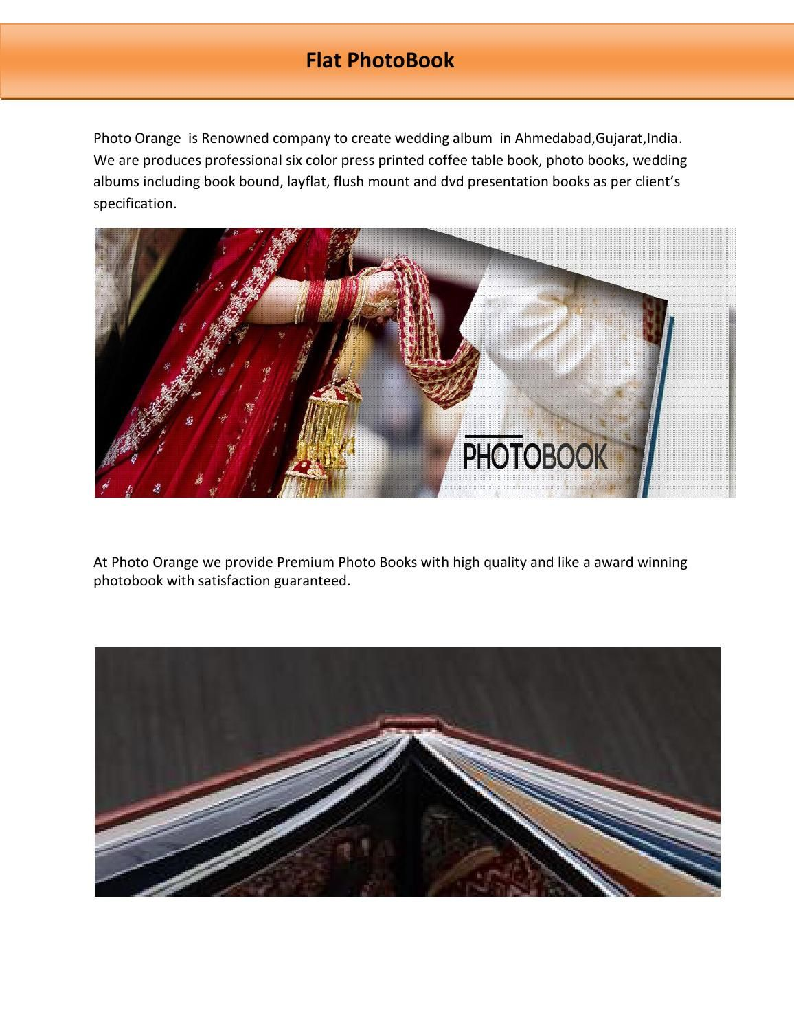 Flat Photobook Pinterest - Coffee table book printing india