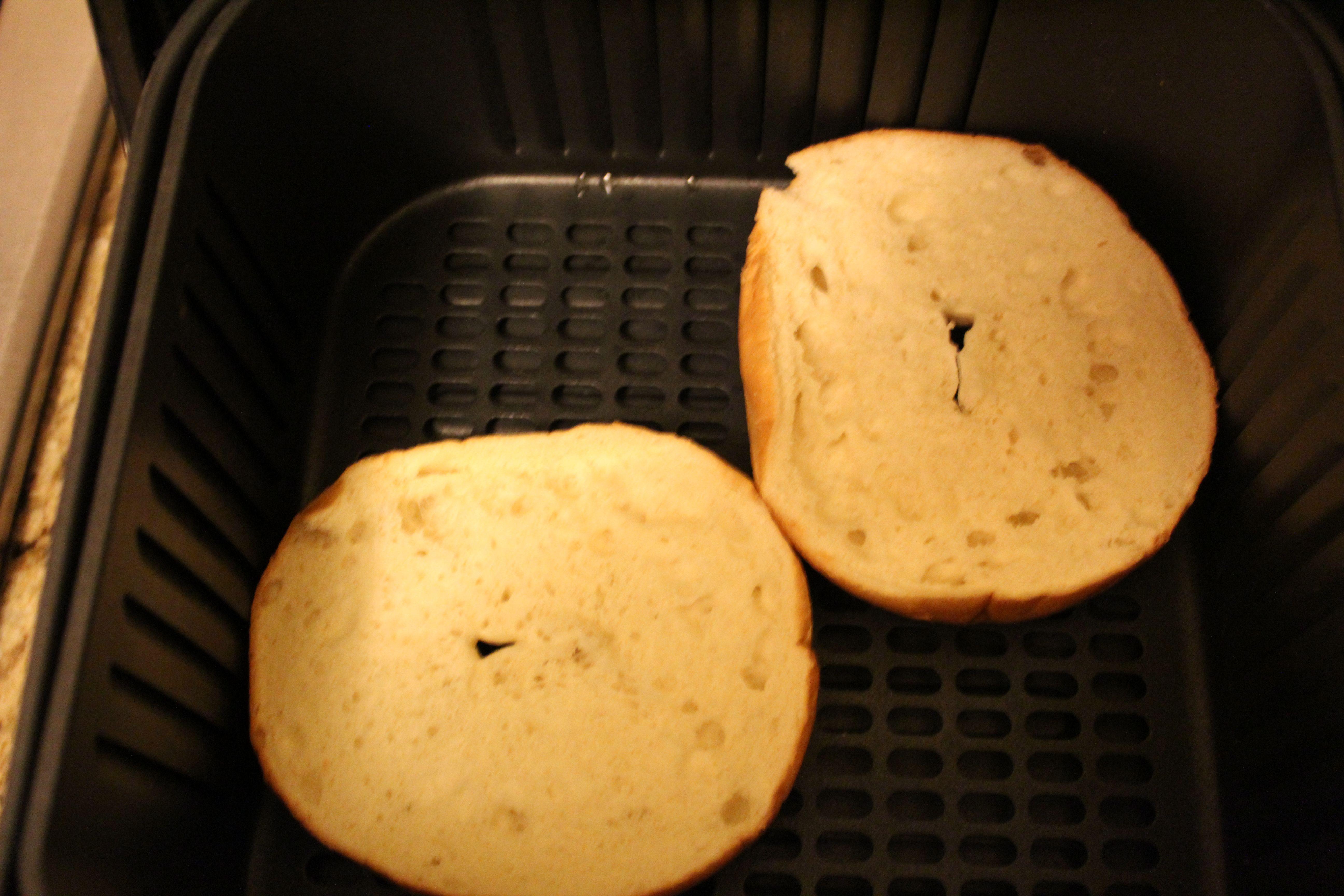 Air FryerHow To Perfectly Toast A Bagel Air fryer