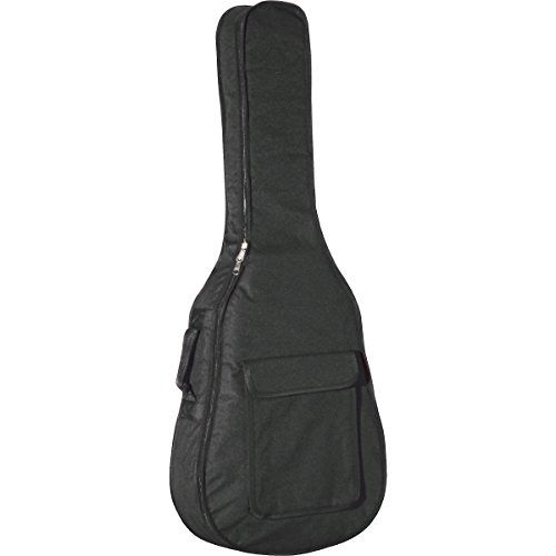 Amazon Com Musician S Gear 3 4 Size Acoustic Guitar Gig Bag Musical Instruments Guitar Bag Acoustic Electric Guitar Acoustic Guitar