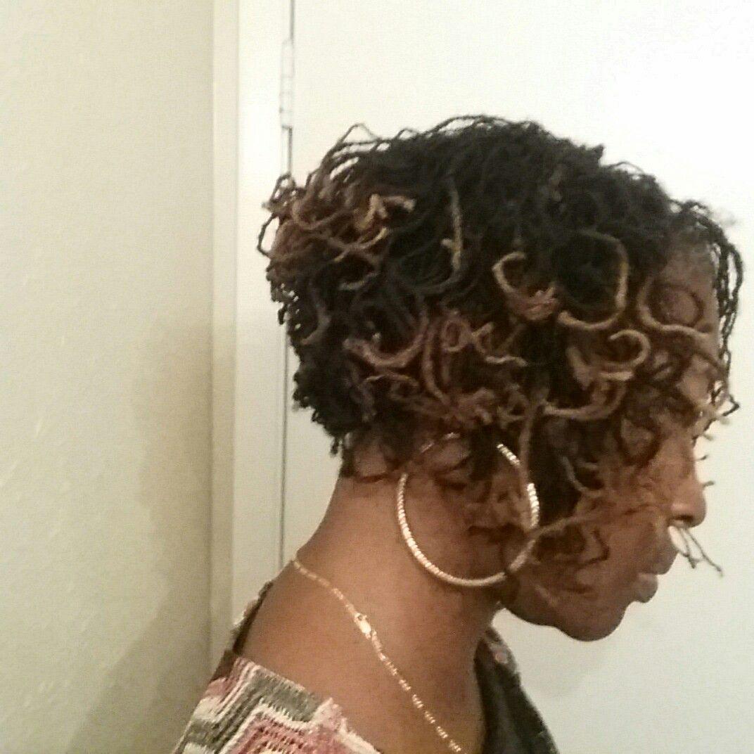 how to cut natural hair into a bob