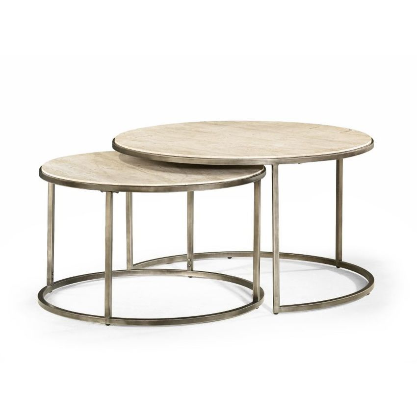 product 128 round cocktail table