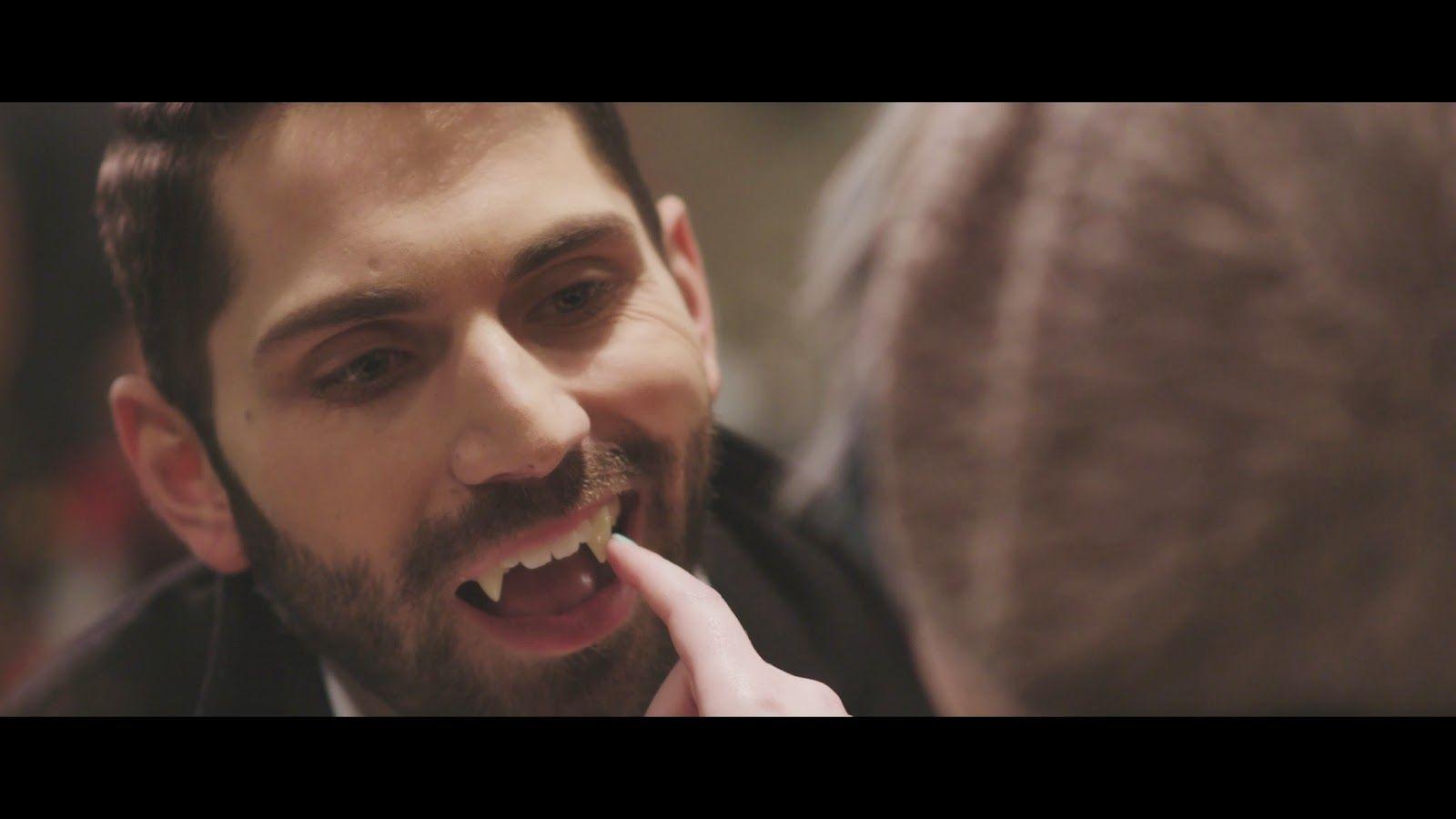 teeth gay vampire