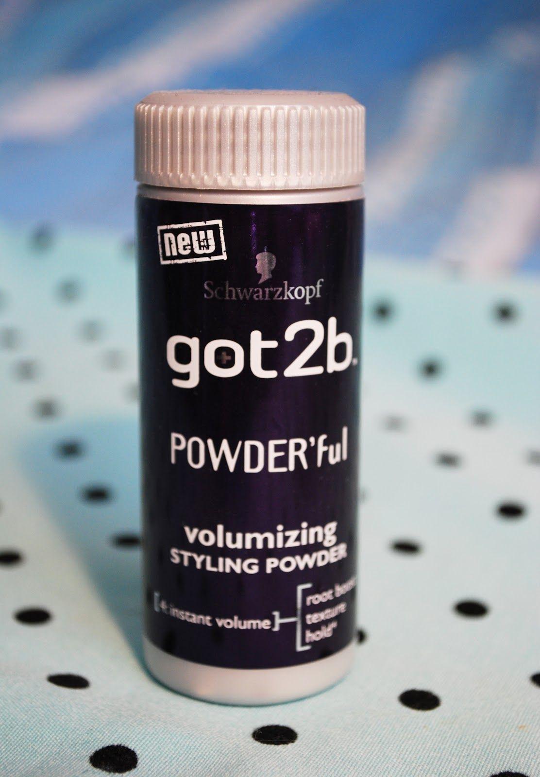 45+ Schwarzkopf got2b volumizing powder review trends