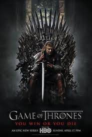 A Game of Thrones- the entire series rocks - A Song of Fire and Ice! Read it- by George R.R. Martin
