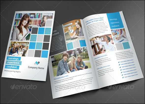 Bifold Brochure Template Word Bifold Brochure Template Indesign Bifold Brochure Template Publisher Bifold Brochure Brochure Design Brochure Education Brochures