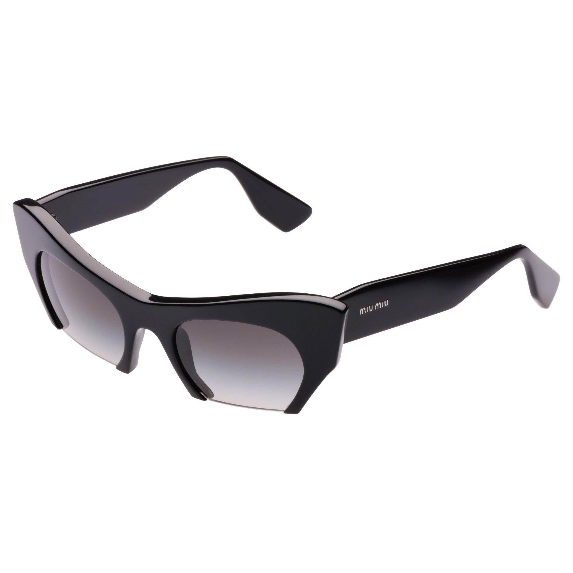 miu miu e store eyewear acetate sunglasses - Miu Miu Eyeglasses Frames