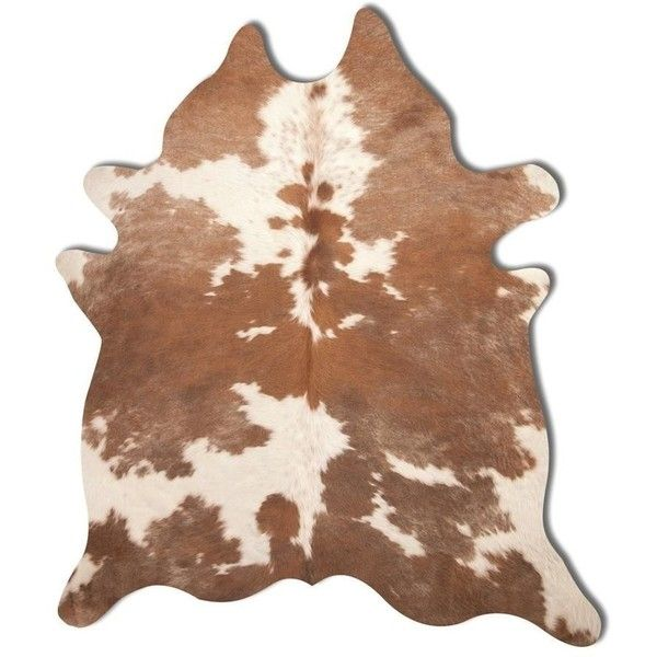 natural brand kobe cowhide rug brown u0026 white salt u0026 pepper brownwhite