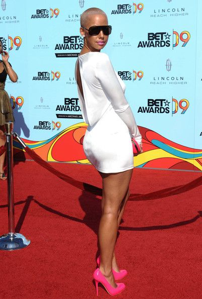Amber Rose Photos Photos: 2009 BET Awards | Amber rose ...