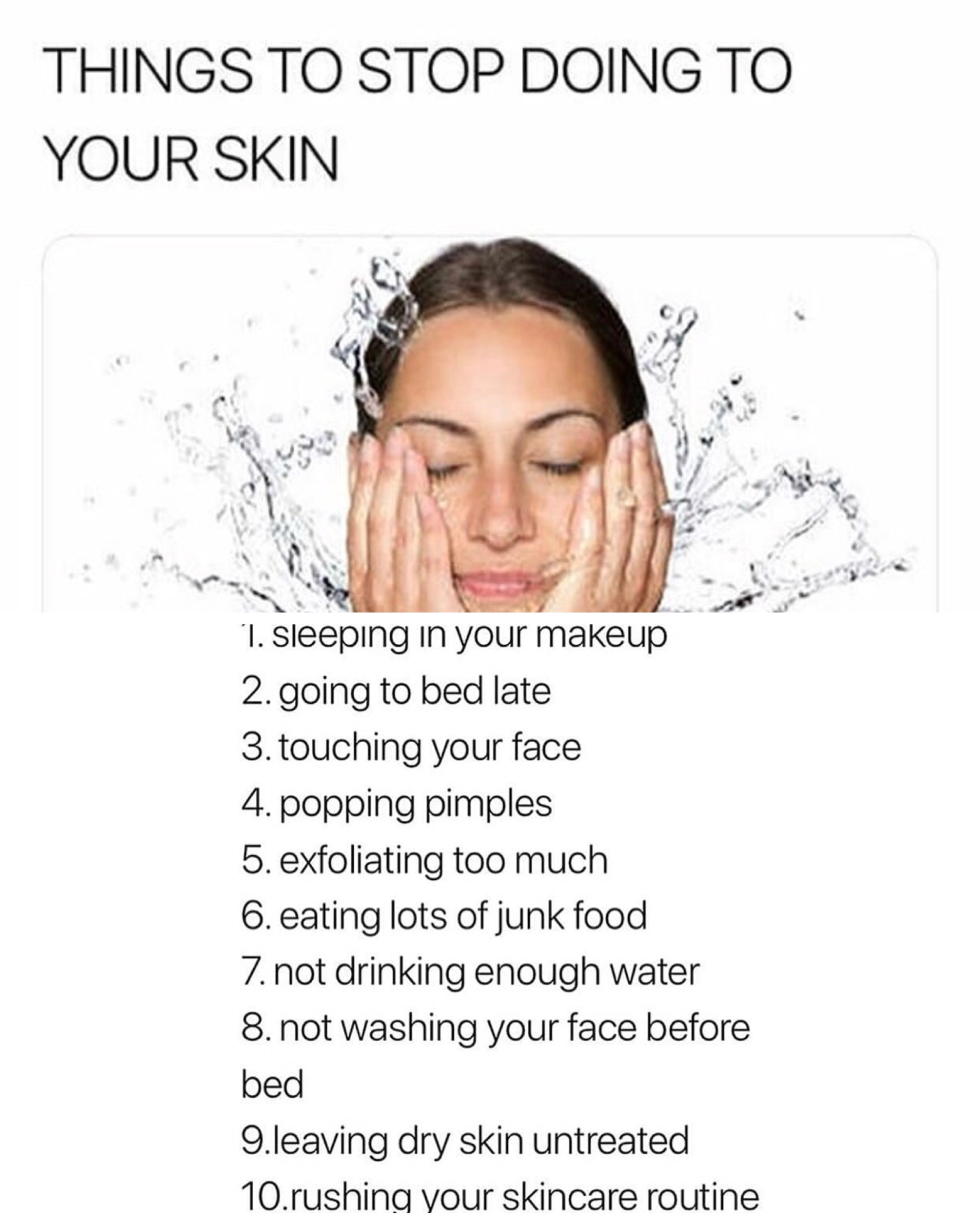 Pin by lilypad11 on BadBx Things♀️.  Sensitive skin care