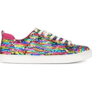 Sequin shoes, Sneakers, Lacing sneakers