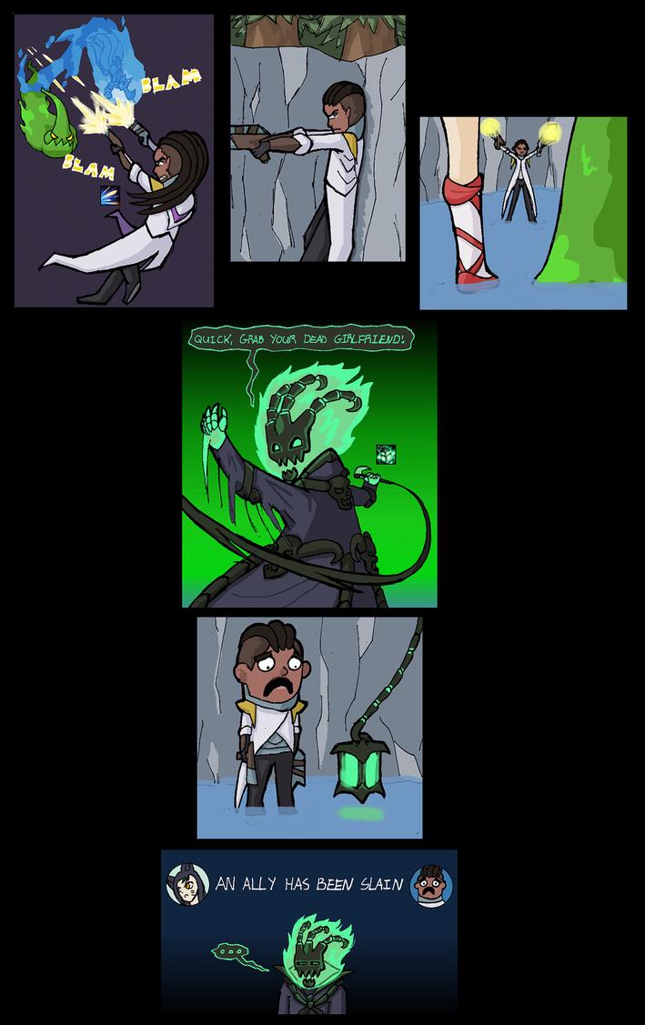 League Of Legends Lucian And Dark Passage League Of Legends Comic Lol League Of Legends League Memes