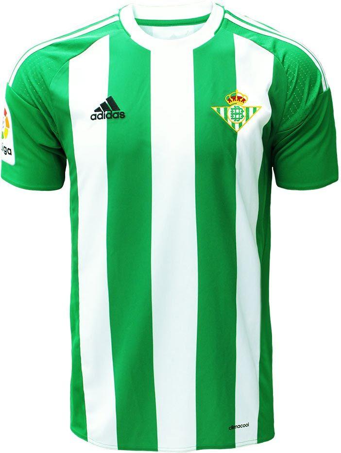 Betis 16 17 Home Away Third Kits Released Camisas De Futebol Camisa De Futebol Camisetas Masculinas