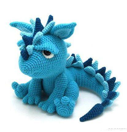 Amigurumi dinosaur crochet pattern - Amigurumi Today | 428x414