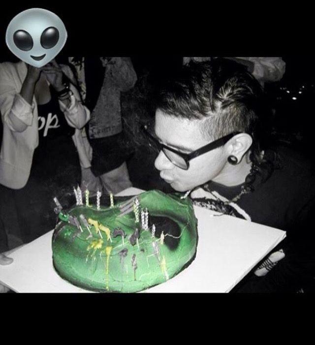 Happy Birthday My Man Skrillex Pinterest Skrillex Edm