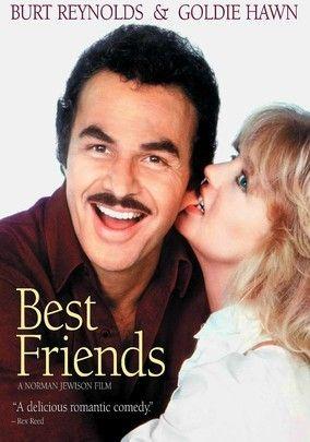 Best Friends 1982 Richard Babson Burt Reynolds And Paula