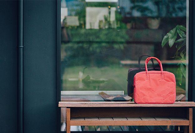 siwa紙和のハンドバッグ
