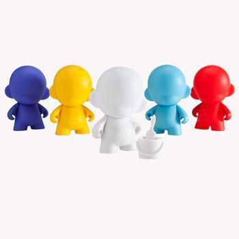 Micro MUNNYWORLD MUNNY 2.5-Inch Multicolor Edition | Kidrobot